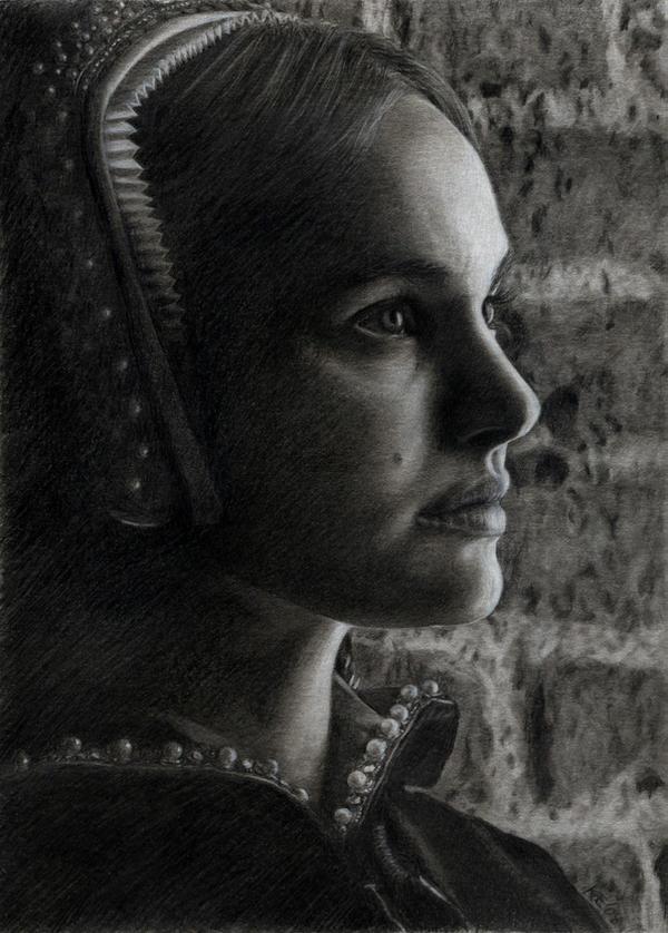 A Boleyn Girl- Natalie Portman by akaLilith