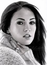 Megan Fox by akaLilith