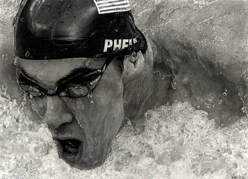 Phelps - Impossible is nothing