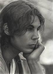 Rafael Nadal by akaLilith