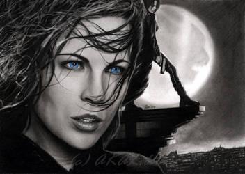 Underworld - Kate Beckinsale by akaLilith