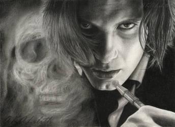 Dorian Gray- Ben Barnes by akaLilith