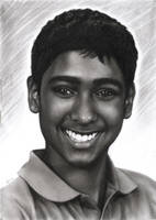 An Indian boy by akaLilith
