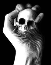 Skull by Kiwi-Spaz