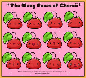 The many faces of Cheruii