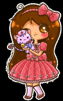 Commission - Princess-Peachie