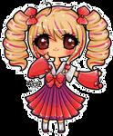 Commission 3 - Chibi1panda by Kiki-Myaki