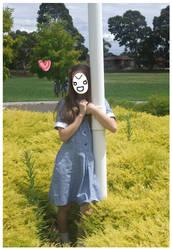 .:I like flagpoles :3:. by Kiki-Myaki