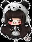 .Ai Panda. by Kiki-Myaki