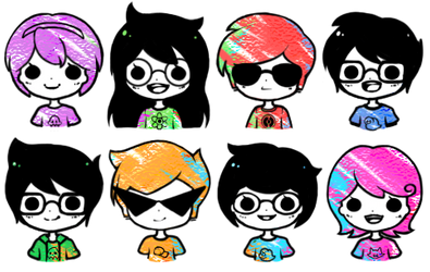 We are the kids!