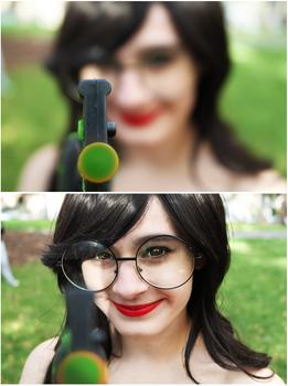 Jade Harley - Aim and Fire