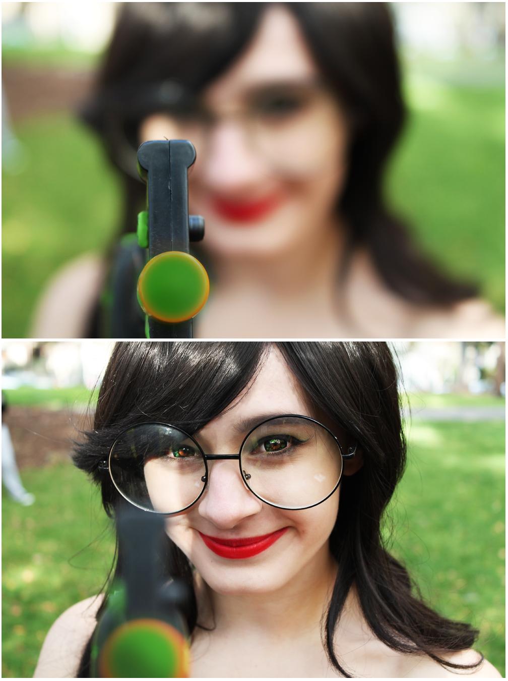 Jade Harley - Aim and Fire by Kiki-Myaki