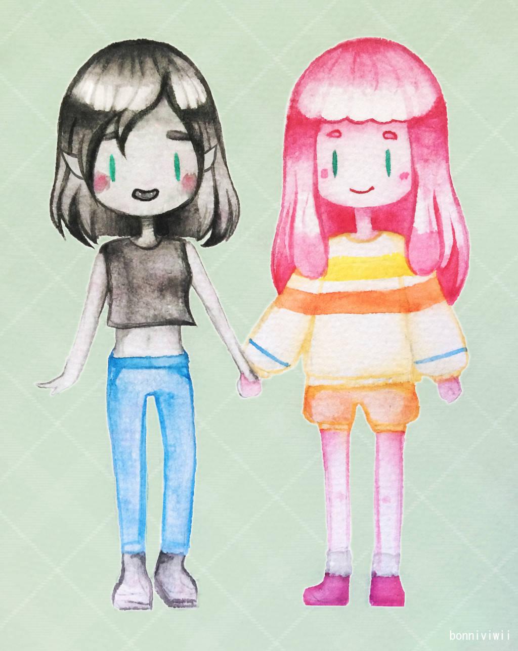Adventure Time - Stakes! by Kiki-Myaki