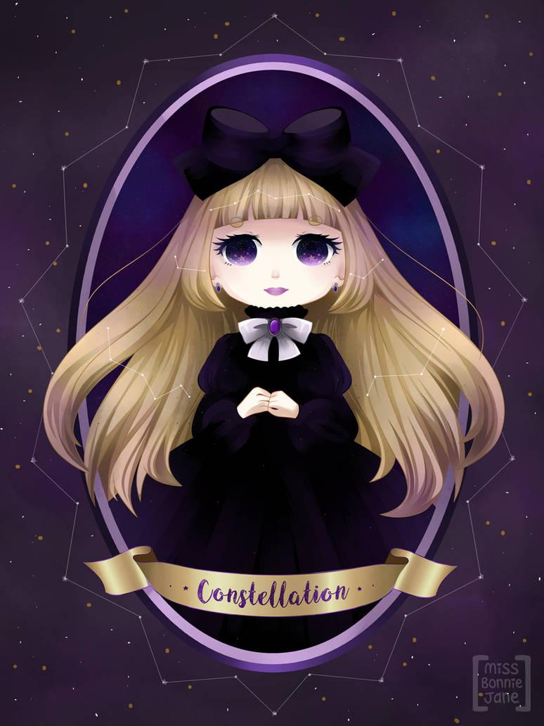 Constellation by Kiki-Myaki