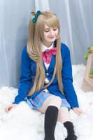 Love Live! - Kotori Minami Cosplay by Kiki-Myaki