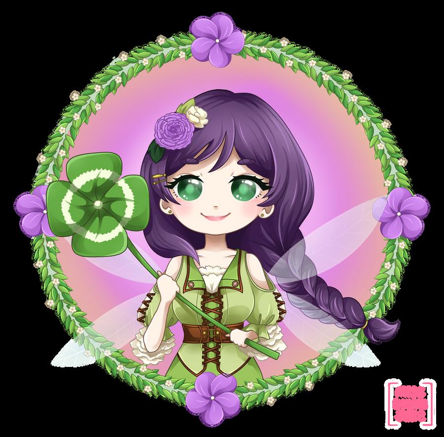 Love live! Fairy Series - Nozomi Tojo by Kiki-Myaki