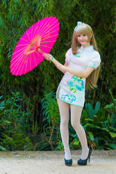 Love Live! - Kotori Minami [Qipao] Cosplay