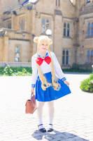 Sailor Moon - Usagi Tsukino by Kiki-Myaki