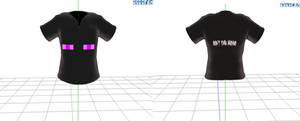 enderman shirt(NOW WITH DOWNLOAD)