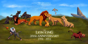 The Lion King 20th Anniversary Collab