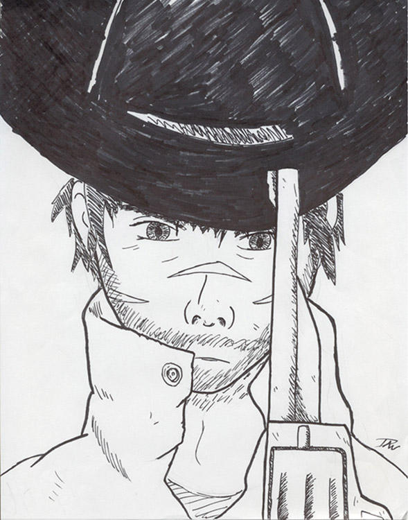 Red Cowboy By DangerDan On DeviantArt