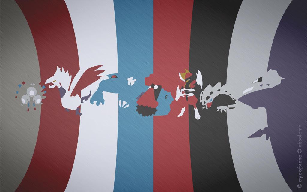 Pokemon Spectrum Steel By Eyeofxana On Deviantart