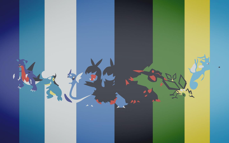 Pokemon Spectrum - Dragon by EYEofXANA on DeviantArt