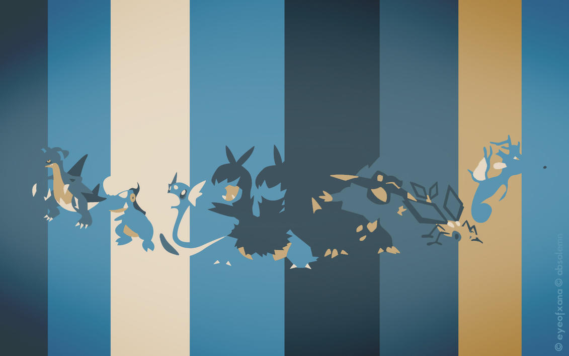 Pokemon Spectrum - Dragon (Revamp) by EYEofXANA
