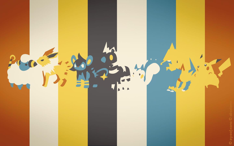 Pokemon Spectrum - Electric (Revamp) by EYEofXANA