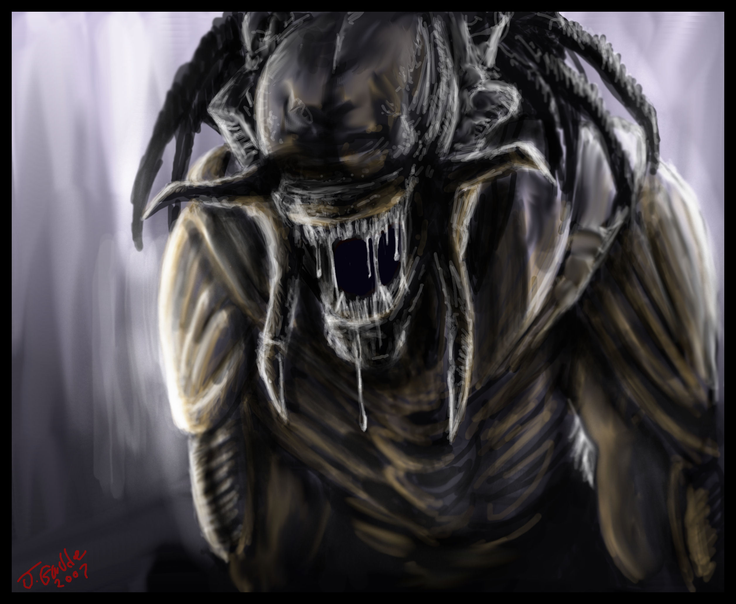 Symbiote Predator vs Predalien | FantasyFaceOff Forum
