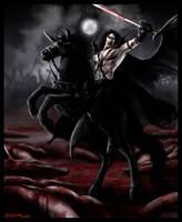 Bloody Dawn by Destinyfall