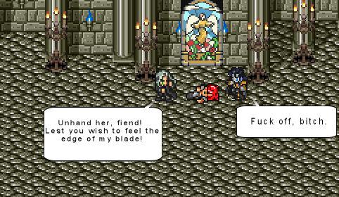 Sprite fun by Destinyfall