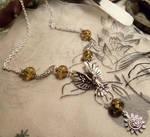Bird of Prey Totum necklace by Destinyfall