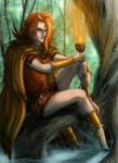 Loki-God of fire