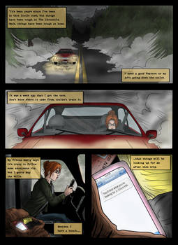 Silent Hill: Deadline Page 1