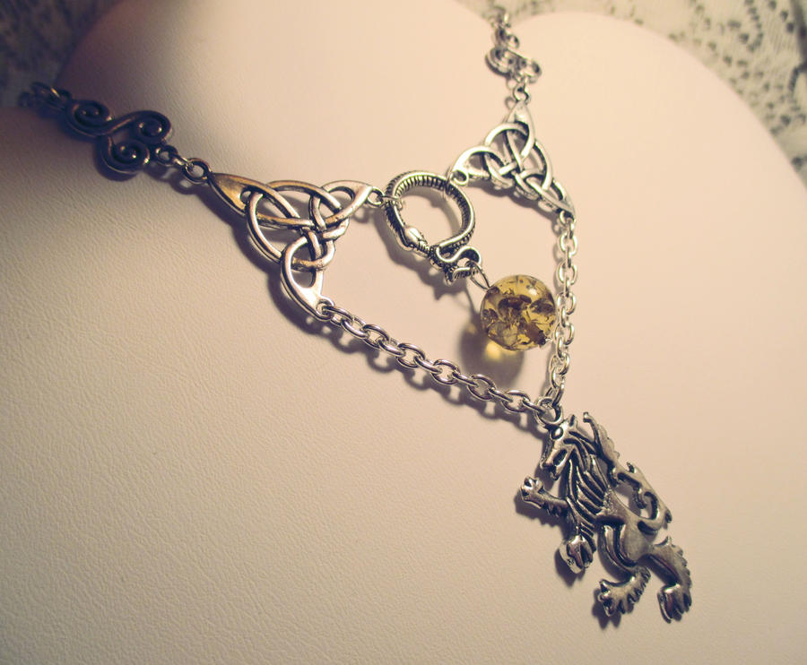 Sons Of Loki Necklace New Design By Destinyfall On Deviantart
