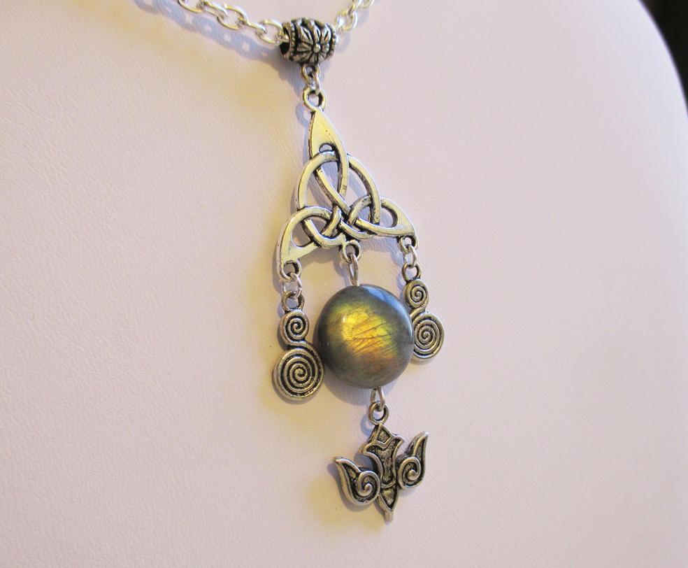 Triple Moon Goddess by Destinyfall