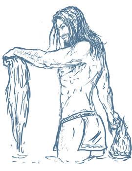 Rollo hunting (sketching fun)