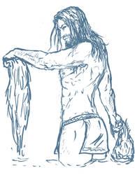 Rollo hunting (sketching fun) by Destinyfall