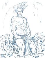 Soul Bath WIP (Disney Hades)