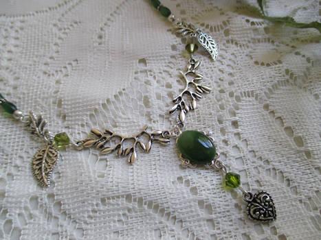 Forest Spirit - Necklace