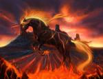 Firemane Unicorn Calendar