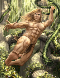 Tarzan by Destinyfall