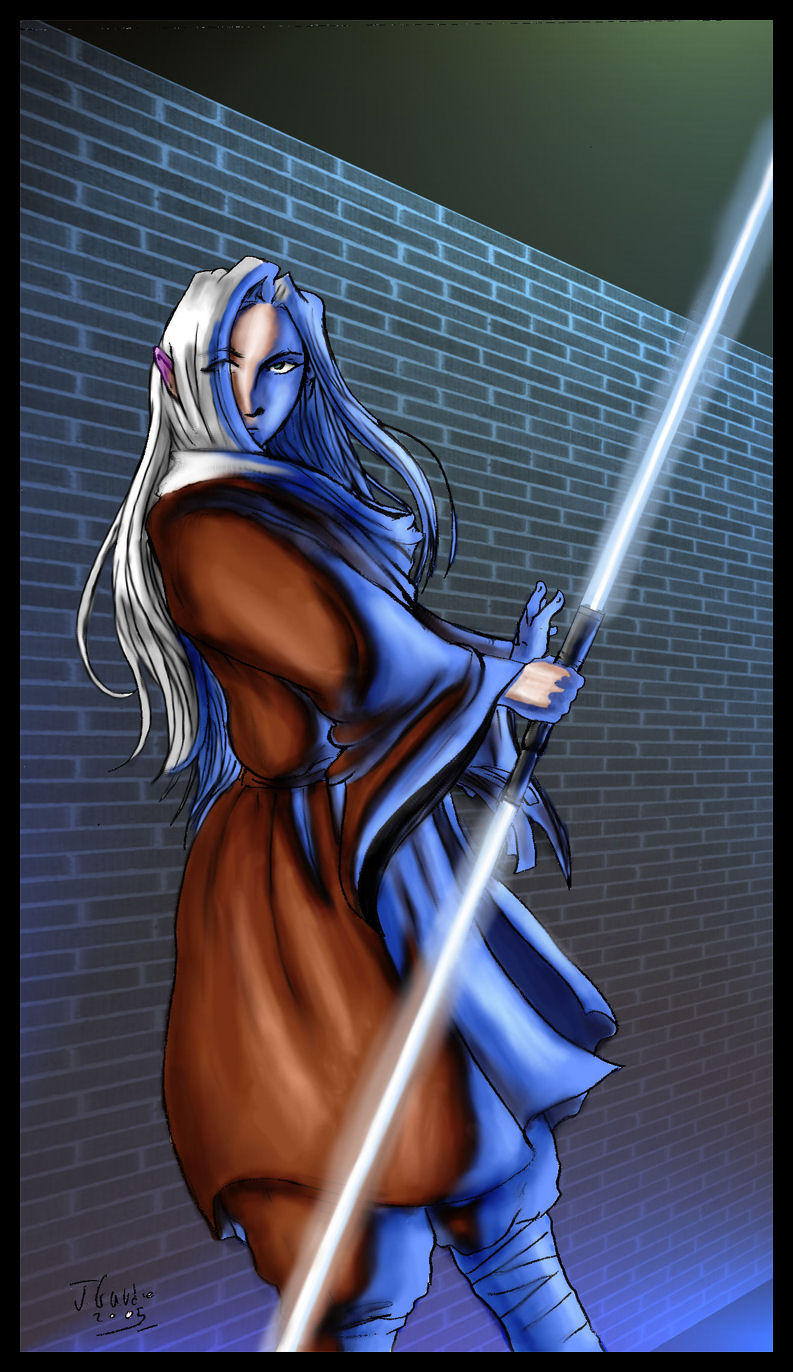 Lysander the Jedi by Destinyfall