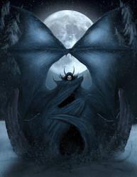 Winter's Dark Monarch by Destinyfall