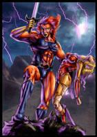 ThunderCats by Destinyfall