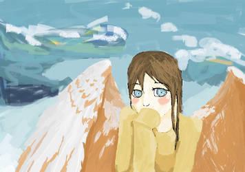 Wings by ColorlessMoon