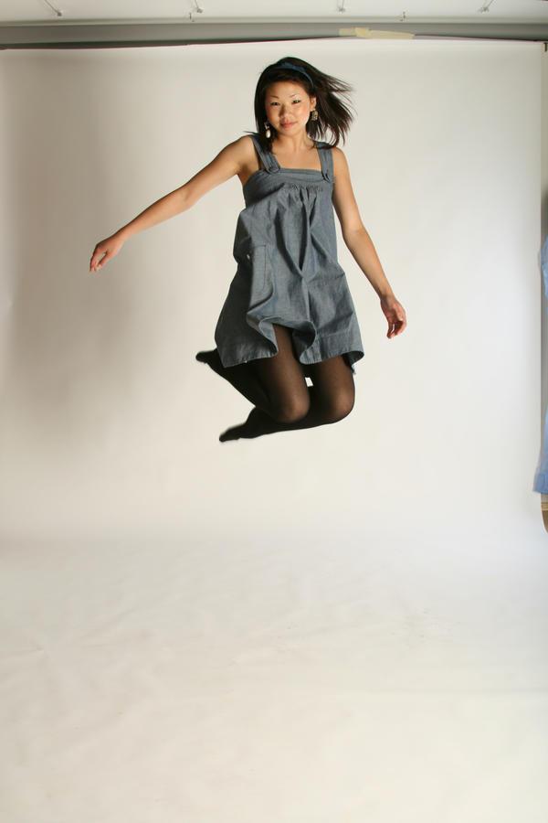 stock: Jump by freestockswirls
