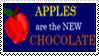 Apples are the New Chocolate by BlueSolitaire