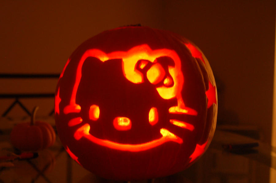 Hello Kitty Halloween 2 by RottingPearlz